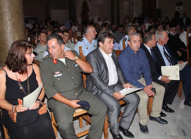 Φωτογραφίες από την εκδήλωση προς τιμήν του Λιμενικού Σώματος