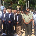 Κατάθεση στεφάνου από τον Σ. Βαρδάκη στη μνήμη της γενοκτονίας των Ελλήνων της Μικράς Ασίας από το Τουρκικό κράτος