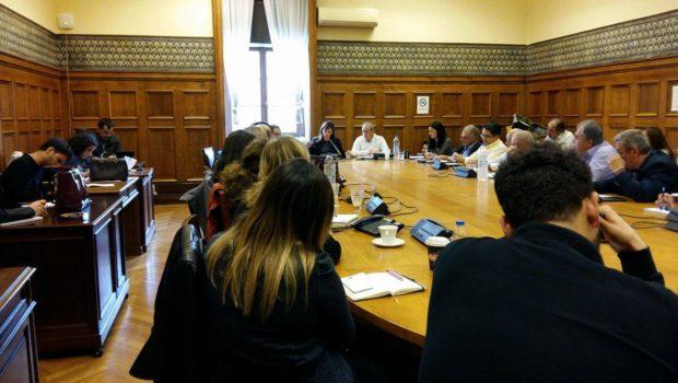 Σύσκεψη της Ε.Π.Ε.Κ.Ε. Εργασίας παρουσία της νέας Υπουργού Εργασίας κας Αχτσιόγλου