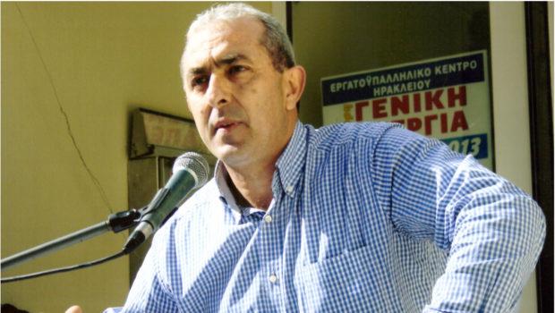 Σωκράτης Βαρδάκης: «Η επαναφορά κεκτημένων δικαιωμάτων αποτελεί ελάχιστο φόρο τιμής στους νεκρούς της εργατικής τάξης»