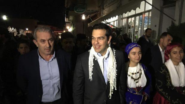 Συνέντευξη του Σωκράτη Βαρδάκη για την επίσκεψη Τσίπρα στο Ηράκλειο