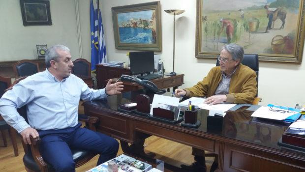 Καμία ανησυχία για την καταπολέμηση του δάκου, διαβεβαιώνει ο γ.γ. του ΥπΑΑΤ κος Αντώνογλου