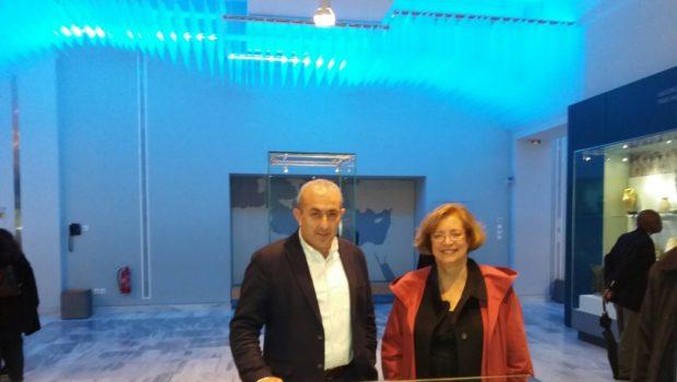 Ο Σωκράτης Βαρδάκης για την ένταξη του Μινωϊκού Πολιτισμού και της Σπιναλόγκας στον κατάλογο των μνημείων της Unesco