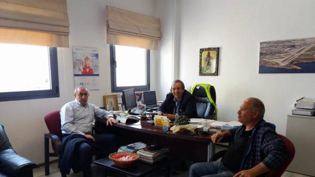 Σωκράτης Βαρδάκης: «Συνεχής και έμπρακτη προσπάθεια βελτίωσης συνθηκών λειτουργίας του Ν. Καζαντζάκης»