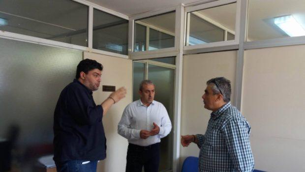Σωκράτης Βαρδάκης : «Ανάγκη για μέγιστη ασφαλιστική προστασία των εργαζομένων που υπάγονται στα ΒΑΕ, λόγω της ιδιαιτερότητας και της επικινδυνότητας των επαγγελμάτων τους»