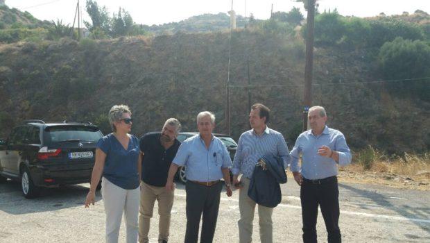 Σ. Βαρδάκης: «πιστοί στις δεσμεύσεις μας για άμεση δημοπράτηση των κόμβων της Αγ. Πελαγίας»