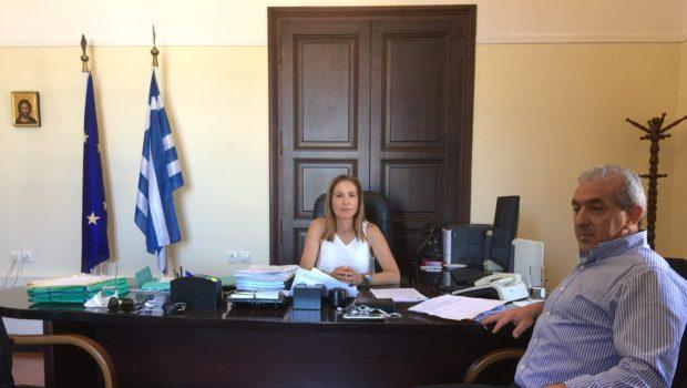 Σ. Βαρδάκης: «Να μην υπάρξει καθυστέρηση στην περιβαλλοντική αδειοδότηση του φράγματος Αμιρών»