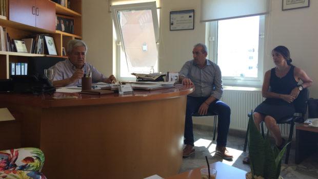 Έκτακτη ενίσχυση Δήμου Μαλεβιζίου για την αντιμετώπιση της λειψυδρίας
