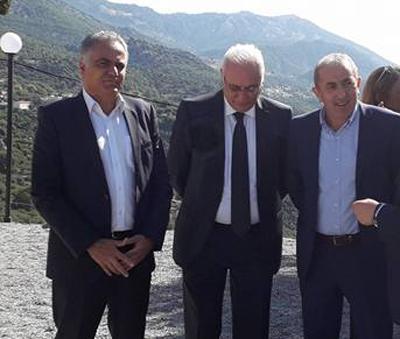Έκτακτη ενίσχυση για την αντιμετώπιση της λειψυδρίας του Δήμου Βιάννου