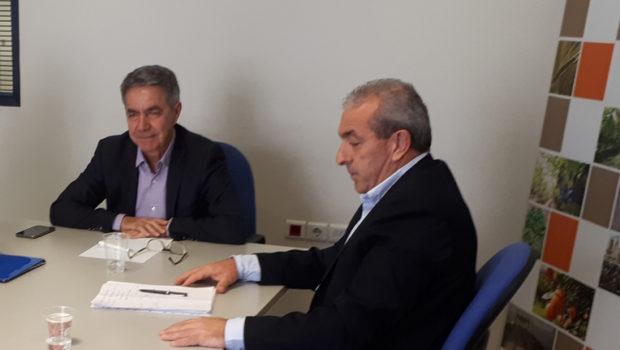 Σωκράτης Βαρδάκης: «5 εκ. από το πρόγραμμα Leader επιπλέον για την Μεσαρά»