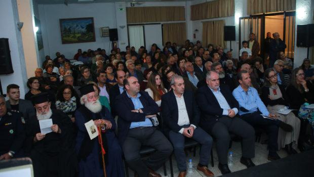 Σωκράτης Βαρδάκης: «Η δράση του Αθανασάκη αποτελεί δίδαγμα αντίστασης»