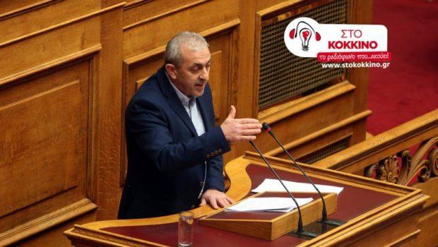 Σ. Βαρδάκης: Το δικό μας μείγμα πολιτικής έχει κοινωνικό πρόσημο και κοινωνική δικαιοσύνη