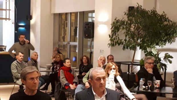 Σωκράτης Βαρδάκης: «Το Μουσείο Μπενάκη τιμά τον μεγάλο συγγραφέα Νίκο Καζαντζάκη»
