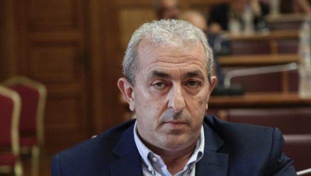 Ερώτηση Σωκράτη Βαρδάκη για τα μέτρα αντιμετώπισης λειψυδρίας στο Ηράκλειο