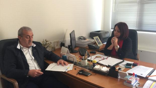 Διαδοχικές συναντήσεις Σωκράτη Βαρδάκη σε ΕΦΚΑ Ηρακλείου και ΔΥΠΕ Κρήτης