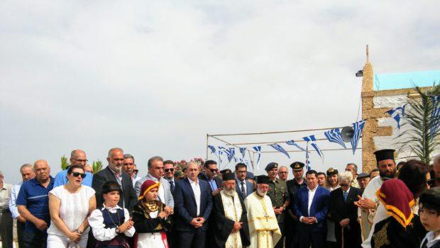 Στις εκδηλώσεις για την επέτειο της Μάχης του Κοψά ο Σωκράτης Βαρδάκης