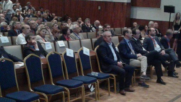 Στο συνέδριο για τις εξελίξεις και προοπτικές των Υποδομών ο Σωκράτης Βαρδάκης