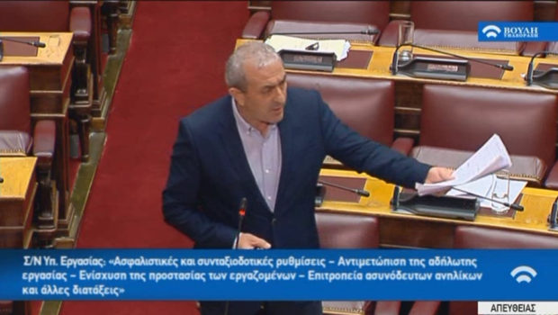 Σωκράτης Βαρδάκης: «ο ελληνικός λαός πρέπει να μάθει την αλήθεια και όσο δεν το πράττουμε, η αναξιοπιστία του πολιτικού συστήματος θα συνεχίζεται»