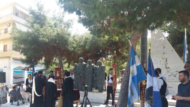 Σ. Βαρδάκης: «οφείλουμε να διατηρούμε ζωντανές τις μνήμες του ξεριζωμού των Ελλήνων της Μικράς Ασίας»