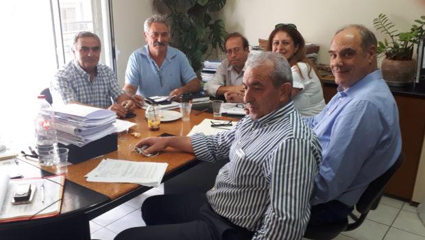 Σωκράτης Βαρδάκης: «Ανοίγει ο δρόμος για την υλοποίηση του έργου «Α/Κ Καρτερού»
