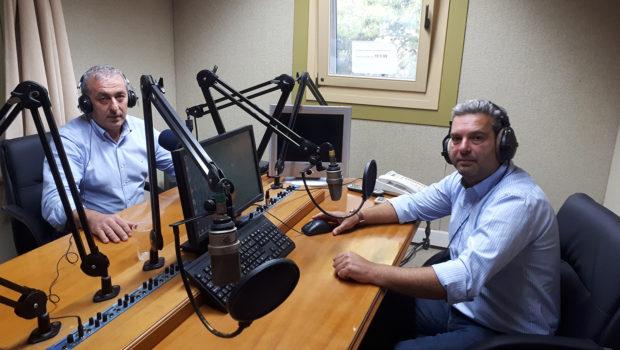 Συνέντευξη Σωκράτη Βαρδάκη στο Ράδιο Κρήτη (101.5)