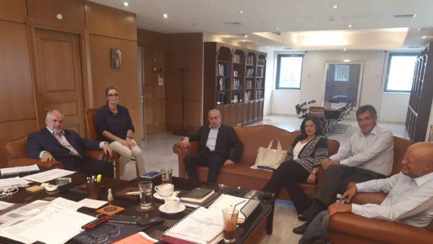 Σωκράτης Βαρδάκης: «Συνεργασία και συνεννόηση όλων των εμπλεκόμενων φορέων για να ενισχύσουμε την καινοτομία και την επιχειρηματικότητα στην Κρήτη»