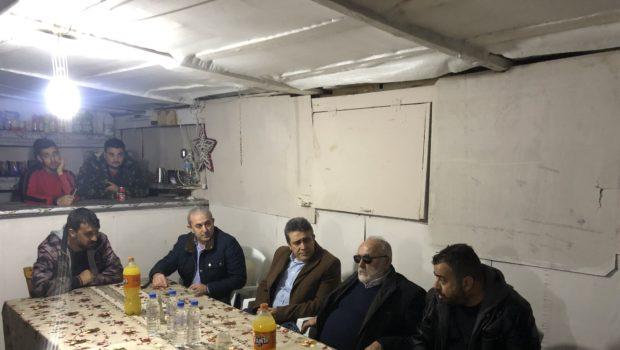 Συνάντηση Σωκράτη Βαρδάκη με τον Παγκρήτιο Σύλλογο Ρομά