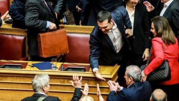 Τοποθέτηση του Σωκράτη Βαρδάκη με αφορμή τη συζήτηση της ψήφου εμπιστοσύνης