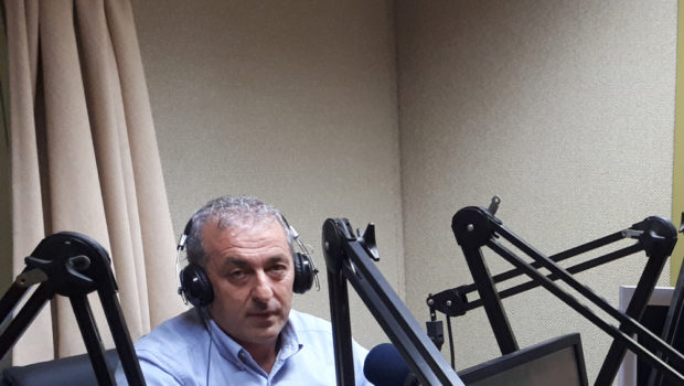 Συνέντευξη Σωκράτη Βαρδάκη στο Ράδιο Κρήτη 101.5