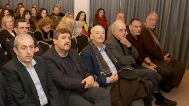 Χαιρετισμός του Σωκράτη Βαρδάκη στην εκδήλωση για τον 1 χρόνο λειτουργίας ΤΟΜΥ