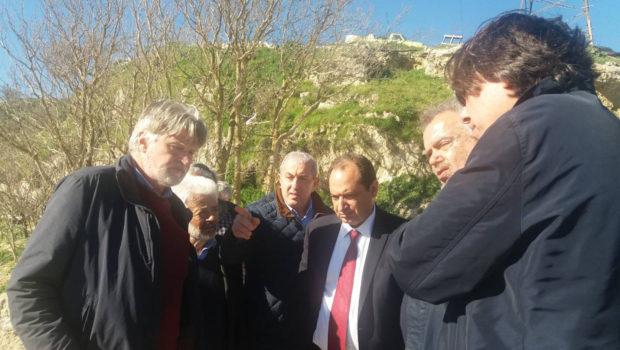 Σ. Βαρδάκης: «Άλλη μια φορά οι Κασσάνδρες του ψεύδους και της παραπληροφόρησης θα διαψευστούν για το έργο του δρόμου της Μεσαράς»