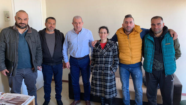 Σωκράτης Βαρδάκης: «Άμεση λύση της ομηρίας των 11 εργαζομένων της ΔΕYΑΗ»
