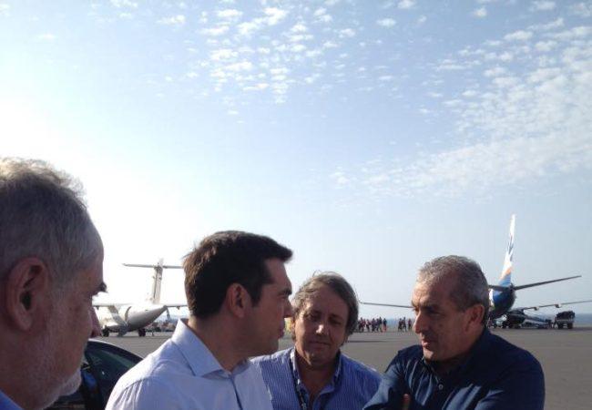 επίσκεψη Τσίπρα στο Ηράκλειο