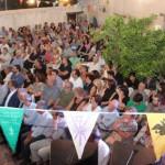 """Φωτογραφίες από την εκδήλωση για τα εγκαίνια στη """"νέα"""" Παναγία την Γκουβερνιώτισσα στις 23/7/2016"""