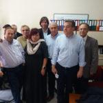 Υπεγράφη η σύμβαση της τρίτης εργολαβίας για το δρόμο της Μεσαράς