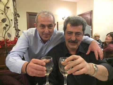Με Παύλο Πολάκη στην γιορτή των διοριστέων του ΑΣΕΠ του '98