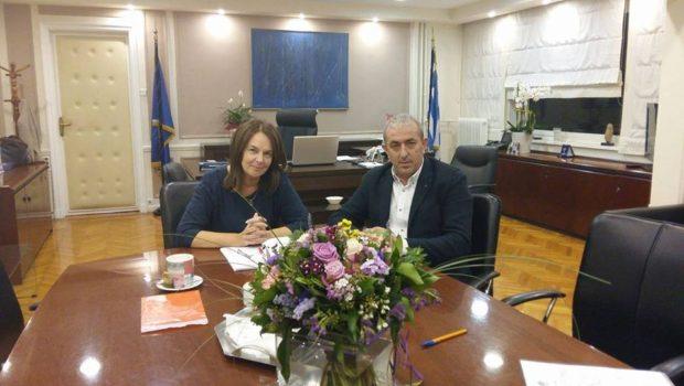 Επιστολή του Βαρδάκη Σωκράτη προς την Υφυπουργό Οικονομικών για παράταση υποβολής δηλώσεων μετάταξης στο κανονικό καθεστώς ΦΠΑ Αγροτών
