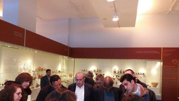 Επιστολή Σ. Βαρδάκη προς την Υπουργό Πολιτισμού για το Γραφείο Εναλίων Κρήτης
