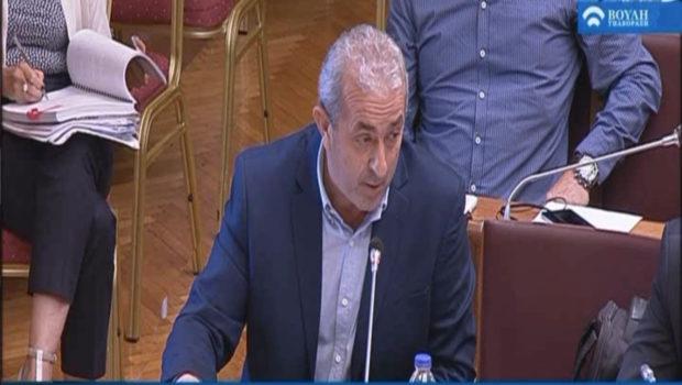 Σ. Βαρδάκης: «Το νομοσχέδιο αποτελεί ένα μικρό λιθαράκι για την επαναφορά στην κανονικότητα των εργασιακών σχέσεων»