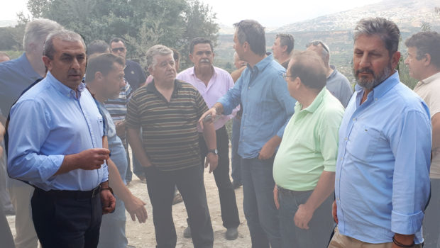 Έκτακτη ενίσχυση Δήμου Γόρτυνας για την αντιμετώπιση της λειψυδρίας