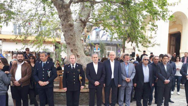 Σωκράτης Βαρδάκης: «Έχουμε ιερό χρέος να διατηρούμε στην μνήμη μας τους αγώνες της 25ης Μαρτίου