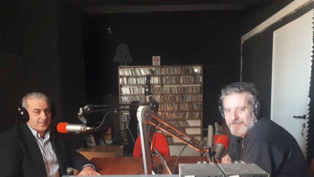 Συνέντευξη Σωκράτη Βαρδάκη στο Κόκκινο Κρήτης (88.4) με τον Βασίλη Σπυριδάκη