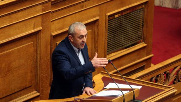 Απάντηση στον Σωκράτη Βαρδάκη για την πάταξη του φαινομένου των ελληνοποιήσεων αγροτικών προϊόντων