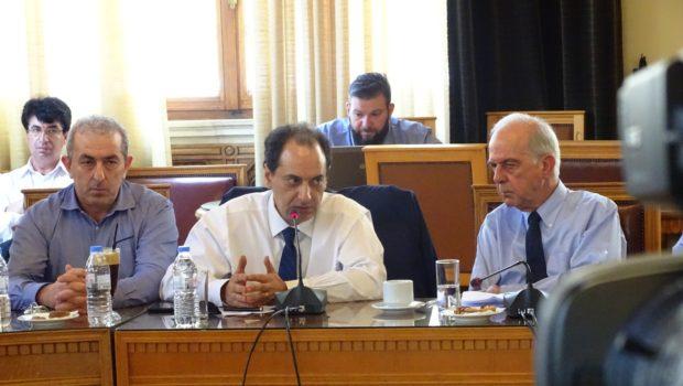 Φωτογραφικό υλικό από την επίσκεψη Υπουργού Υποδομών και Δικτύων Χρήστου Σπίρτζη