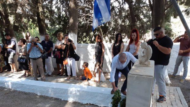 Στον Σοκαρά για την Επέτειο Μνήμης των 27 εκτελεσθέντων κατοίκων ο Σωκράτης Βαρδάκης