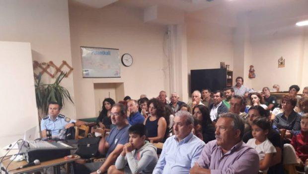 Σωκράτης Βαρδάκης: «Σημαντική η πρωτοβουλία της δράσης για την οδική ασφάλεια»