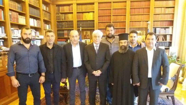Η επανασύσταση του πρώην Δ. Ζαρού τέθηκε επί τάπητος στις συναντήσεις με ΠτΔ και Υπουργό Εσωτερικών