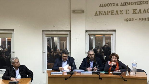 Συμμετοχή του Σωκράτη Βαρδάκη στην ανοιχτή πολιτική εκδήλωση της ΟΜ Μαλεβιζίου