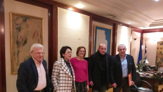 Σωκράτης Βαρδάκης: «Η Κρήτη είναι βασικός πυλώνας της πολιτισμικής κληρονομιάς της Ελλάδας και η ευθύνη της προστασίας, διατήρησης και ανάδειξης της, μας αφορά όλους»