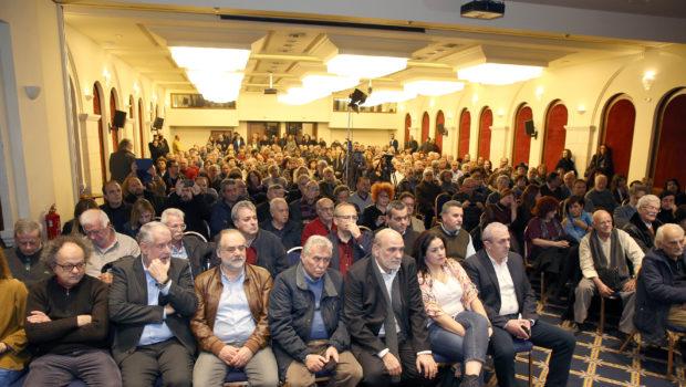 Επίσκεψη Υπουργού Επικρατείας στο Ηράκλειο